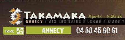 Takamaka - Annecy