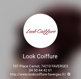 Look Coiffure - Faverges