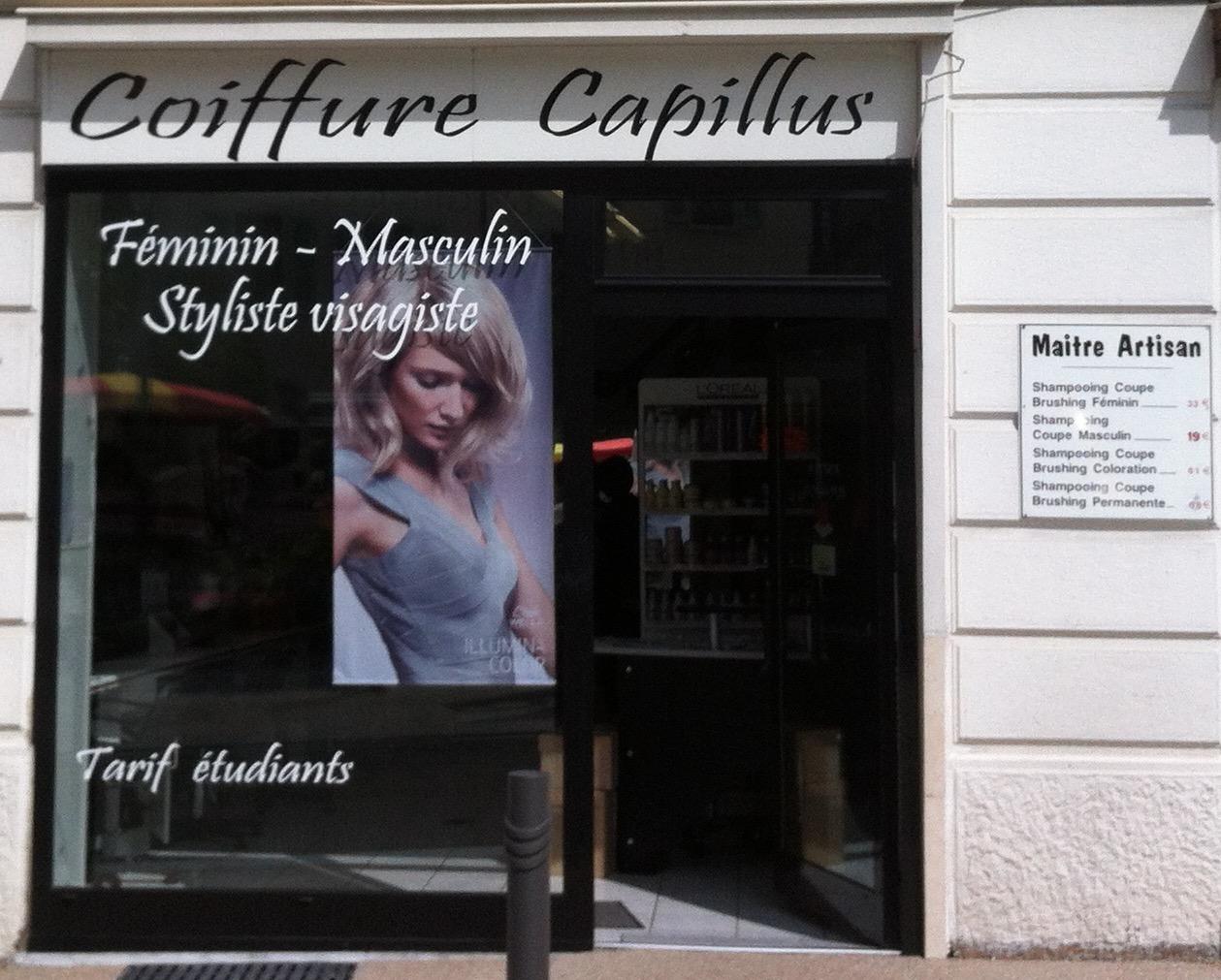 Coiffure Capillus - Faverges