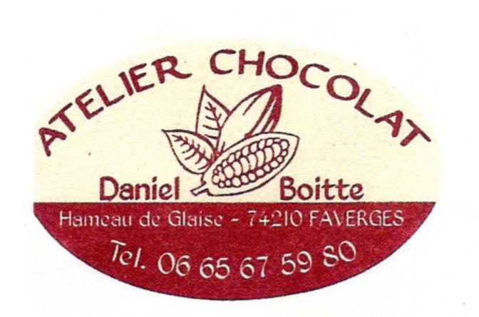 Daniel Boitte Chocolats - Faverges