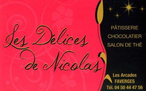 Les délices de Nicolas - Faverges