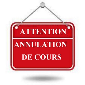 annulationcours